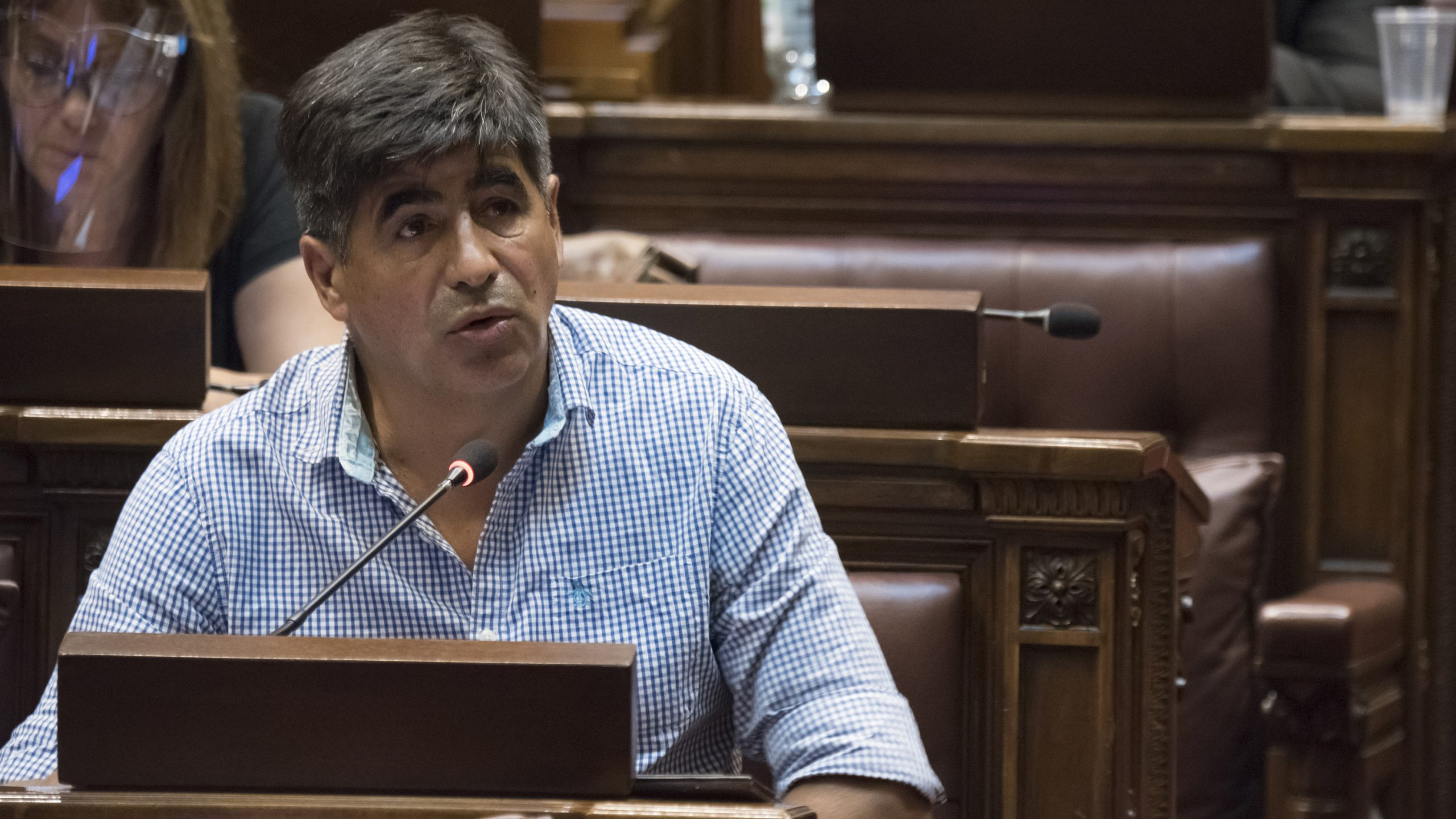 Javier Umpierrez - Foto Parlamento